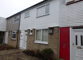 Thumbnail 3 bedroom terraced house to rent in Ellindon, Bretton, Peterborough