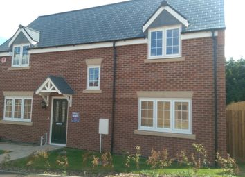 Thumbnail 4 bed detached house for sale in Off Hallam Fields Road, Birstall