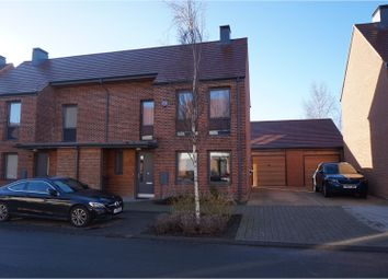 Thumbnail 2 bed semi-detached house for sale in Lotherington Mews, York