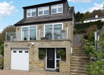 Thumbnail 3 bed detached house for sale in Judy Haigh Lane, Thornhill, Dewsbury