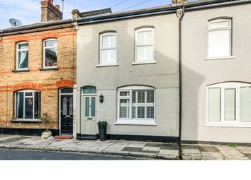 Thumbnail 2 bedroom terraced house for sale in Gordon Place, Gravesend, Kent