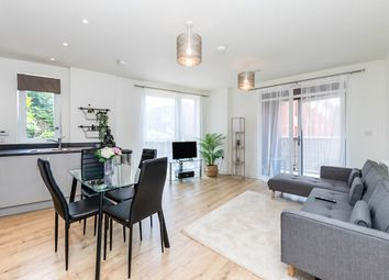 Thumbnail 1 bed flat for sale in Repton Road, Hertford