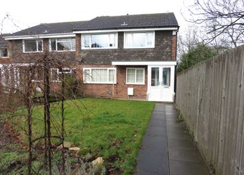 2 bed maisonette for sale in Canterbury Drive, Marston Green, Birmingham B37