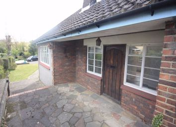 Thumbnail 3 bed detached bungalow to rent in Sevenoaks Road, Orpington, Kent