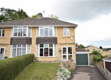 Thumbnail 3 bed semi-detached house for sale in Westfield Close, Bath, Somerset