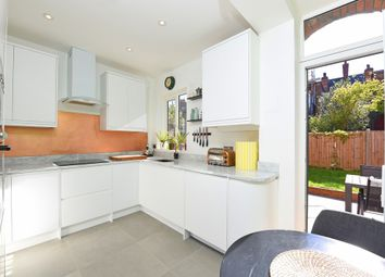 Thumbnail 2 bed flat for sale in Cricklade Avenue, London