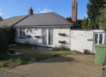 Thumbnail 2 bed semi-detached bungalow for sale in Peterborough Road, Whittlesey, Peterborough