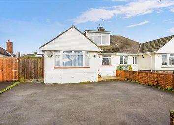 Thumbnail 4 bed semi-detached bungalow for sale in Sunnymead Drive, Waterlooville, Hampshire