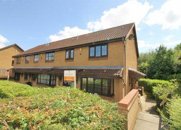Thumbnail 2 bedroom terraced house to rent in Rolvenden Grove, Kents Hill, Milton Keynes