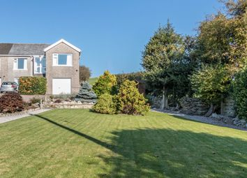 Thumbnail 3 bed semi-detached house for sale in Sunny Crest, Flookburgh Road, Allithwaite