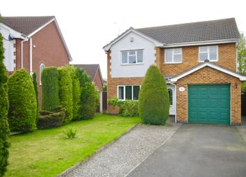 Thumbnail 4 bed property for sale in Maes Y Waun, Chirk, Wrexham