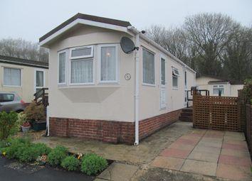 Thumbnail 1 bed mobile/park home for sale in Ashley Wood Park (Ref 5883), Tarrant Keyneston, Blandford Forum, Dorset
