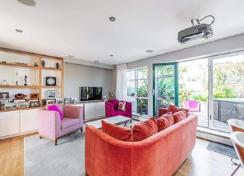 Thumbnail 3 bed flat for sale in Goswell Road, London