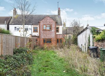Thumbnail 3 bedroom semi-detached house for sale in North Street, Stanground, Peterborough