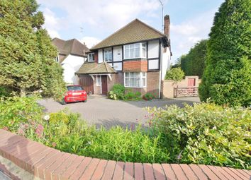 Thumbnail 4 bed detached house to rent in Batchworth Lane, Northwood