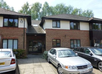 Thumbnail 2 bed flat to rent in Lakeside Court, Fleet, Hampshire