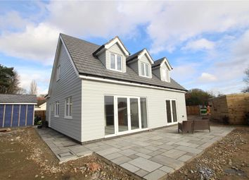 Thumbnail 4 bedroom detached house for sale in Elmham Drive, Nacton, Ipswich