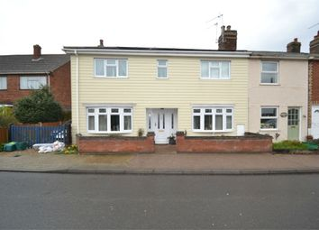 Thumbnail 3 bed end terrace house for sale in Bromley Road, Colchester, Essex