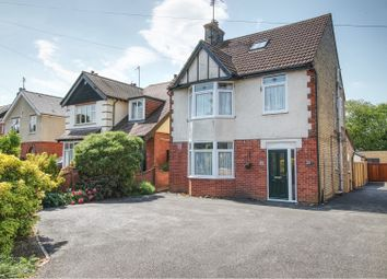 Thumbnail 4 bed detached house for sale in Cambridge Road, Ely
