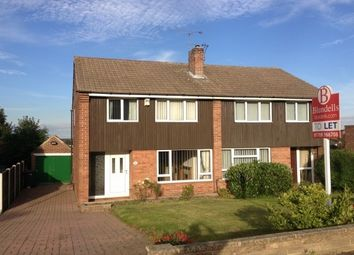 Thumbnail 3 bed property to rent in Hall Road, Moorgate, Rotherham