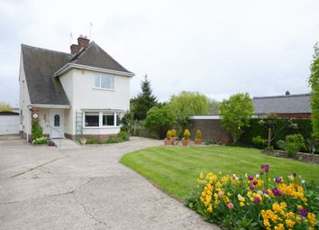Thumbnail 3 bed detached house for sale in Boythorpe Crescent, Chesterfield