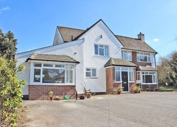 Thumbnail 4 bed detached house for sale in Tavistock Road, Derriford, Plymouth