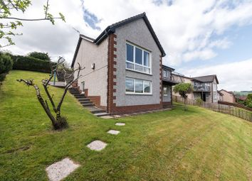 Thumbnail 4 bed detached house for sale in Catrail Road, Galashiels, Borders
