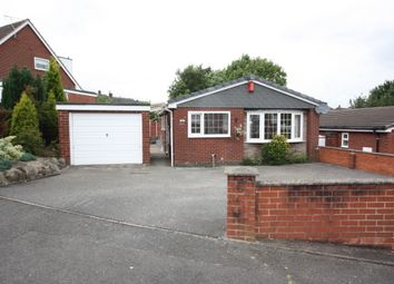 Thumbnail 2 bed detached bungalow for sale in Townfield Close, Talke, Stoke-On-Trent