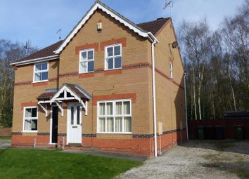 Thumbnail 3 bed semi-detached house for sale in Ash Close, Lincoln