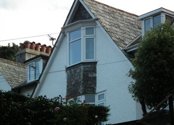 Thumbnail 2 bed flat for sale in 4 Trelawney Terrace, West Looe, Cornwall