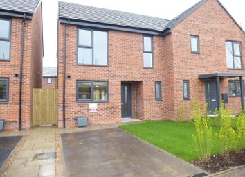 Thumbnail 2 bed semi-detached house to rent in Hydro Court, Askern, Doncaster