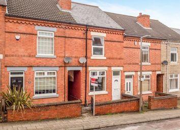 Thumbnail 3 bed terraced house for sale in Woodstock Street, Hucknall, Nottingham, Nottinghamshire