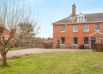 Thumbnail 5 bed semi-detached house for sale in Ames Court, Cawston, Norwich