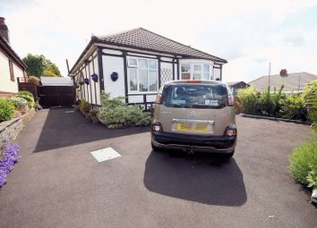 Thumbnail 2 bed detached bungalow for sale in Bridges Avenue, Poets Corner, Paulsgrove
