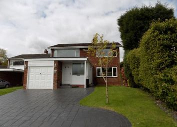 Thumbnail 4 bedroom detached house for sale in Linforth Drive, Sutton Coldfield, West Midlands