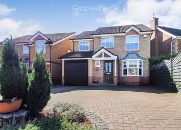 Thumbnail 4 bedroom detached house to rent in Master Close, Woodley, Reading