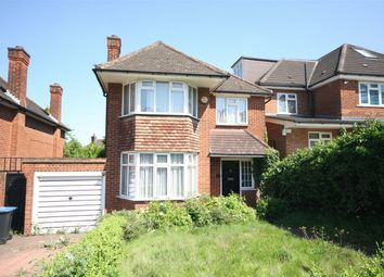 Thumbnail 4 bedroom detached house for sale in The Paddocks, Wembley Park, Greater London