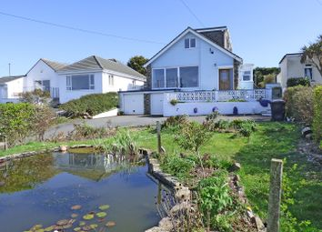 Thumbnail 4 bed detached house for sale in The Heights, Renney Road, Plymouth, Devon