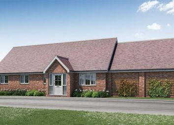 Thumbnail 3 bed detached bungalow for sale in Plot 23 Springfield Meadows, Little Clacton, Essex