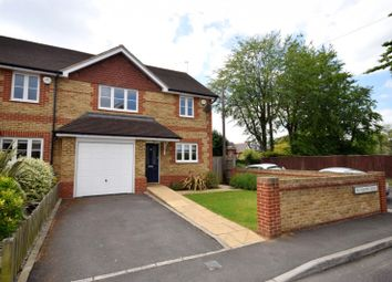 Thumbnail 3 bed end terrace house to rent in Richmond Road, Godalming