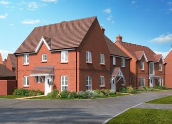 """Thumbnail 4 bed detached house for sale in """"The Fulford"""" at Boorley Green, Winchester Road, Botley, Southampton, Botley"""