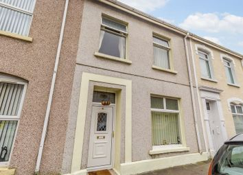Thumbnail 4 bed terraced house for sale in St. Peters Terrace, Llanelli