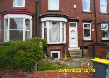 Thumbnail 4 bedroom terraced house to rent in Grimthorpe Street, Headingley, Leeds