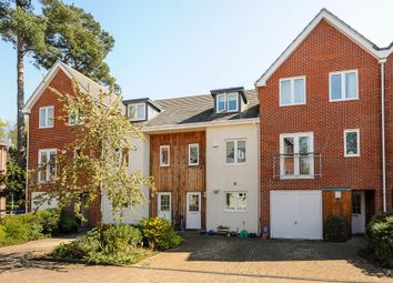 Thumbnail 3 bed town house to rent in Brook Avenue, Ascot