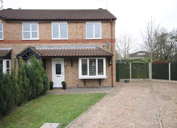 Thumbnail 3 bed semi-detached house for sale in Catkin Way, Balderton, Newark, Nottinghamshire.