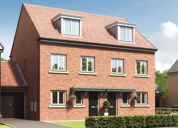 "Thumbnail 3 bed property for sale in ""The Bamburgh"" at Hazel Road, Blaydon-On-Tyne"
