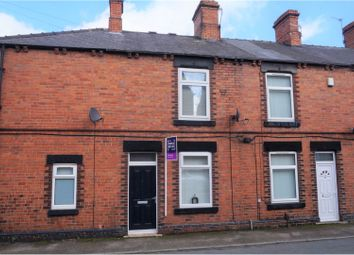 Thumbnail 2 bed terraced house for sale in Blythe Street, Wombwell Barnsley