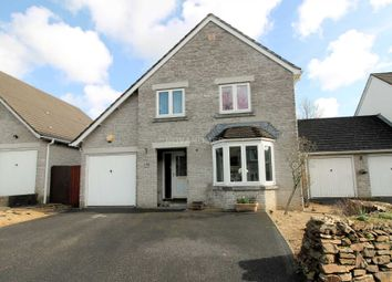 Thumbnail 4 bed detached house for sale in Cheshire Drive, Tamerton Foliot