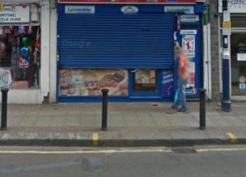 Thumbnail Retail premises for sale in Hoe Street, Walthamstow