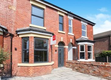 Thumbnail 3 bed terraced house to rent in Station Road, Stockport